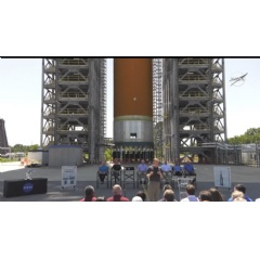 NASA Administrator Jim Bridenstine announced the agency's Marshall Space Flight Center in Huntsville, Alabama, will lead the Human Landing System Program.