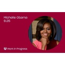 Michelle Obama to speak at Dropbox Work in Progress conference