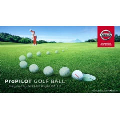 ProPILOT golf ball
