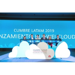 HUAWEI CLOUD announces its Chile region service open