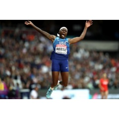 Brittney Reese at the IAAF World Championships London 2017 (Getty Images) © Copyright