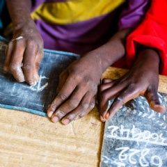 As the security situation continues to deteriorate across West and Central Africa, schools are forcibly closing causing children to miss out on education. Photo credit: Victoria Zegler / Save the Children.