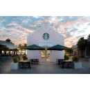 Starbucks Opens First Store in Grand Turk