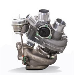 BorgWarner's upgrade turbocharger for the 3.5-liter EcoBoost® engine in Ford F-150 trucks.