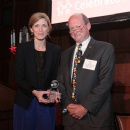 Former U.N. Ambassador Samantha Power Honored by Save the Children's Boston Leadership Council