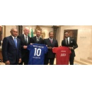 Infantino concludes Africa tour with visit to Congo