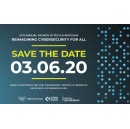 Save the Date! Fourth Annual Women in Tech Symposium