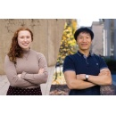 Two MIT seniors named 2020 Marshall Scholars