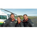 Berghaus is proud to support air ambulance crews this winter