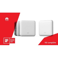 5G LampSite recognized with iF DESIGN AWARD