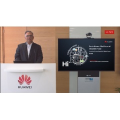 SanJay Kumar Sainani, SVP & CTO of Huawei Global Data Center Facility Business