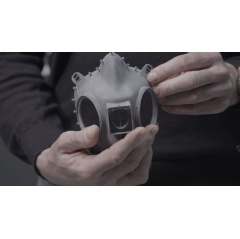 ŠKODA's Technical Development division and other departments are now using their 3D printers to produce components for FFP3-certified respirators and face shields instead of small vehicle parts and prototypes.
