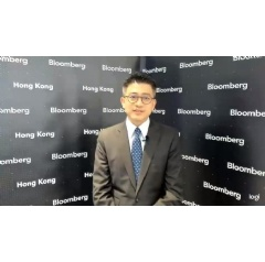 Bing Li, Head of Asia Pacific for Bloomberg