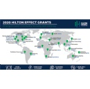 Hilton Effect Foundation Reveals 2020 Grants and Achieves $1 Million in Global COVID-19 Community Response Efforts