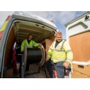 Dronfield homes now connected to ultrafast broadband