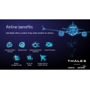 In-flight broadband reaches new highs with 4G solution from Thales in the UK, Nokia and SkyFive
