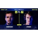 Preview: Familiar Rivals Medvedev, Zverev Face Off
