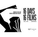 16 Days 16 Films announces this year's finalists & jury members
