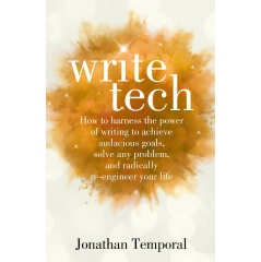 """WriteTech"" by Jonathan Temporal"