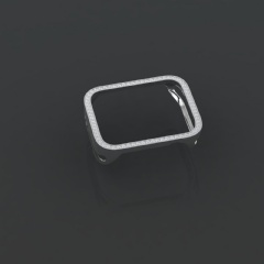 Customized Diamond Frame for Apple Watch