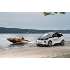 BMW i3 batteries for Torqeedo (electric marine propulsion systems)