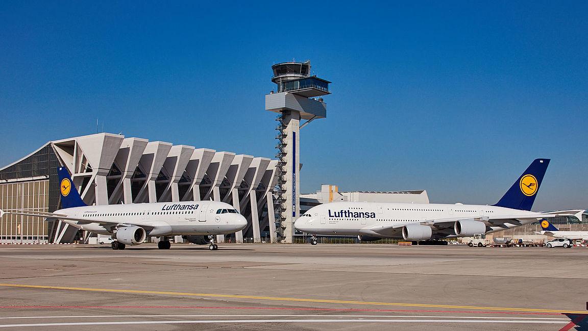 Αποτέλεσμα εικόνας για Lufthansa and Fraport sign agreement on cost savings and further growth