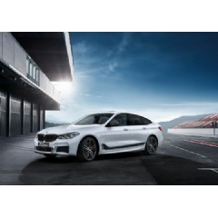 The new BMW 6 Series Gran Tourismo with BMW M Performance Parts