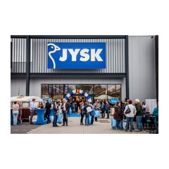 All services to JYSK are delivered through the dedicated DHL International Supply Chain team in Scandinavia.