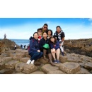 Chinese travel writers check out Northern Ireland