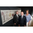 Giant, medieval-style tapestry celebrates Northern Ireland's connection to Game of Thrones®