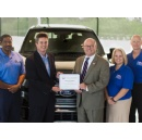 Ford Achieves Silver Certification as Veteran-friendly Employer