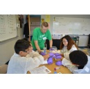 BASF brings science to life for eighth-grade students