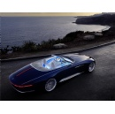 Study of an ultra-stylish luxury-class cabriolet: A revelation of luxury: Vision Mercedes-Maybach 6 Cabriolet
