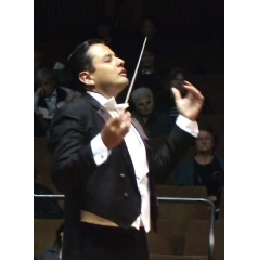 Rafael Antonio Rodriguez, music director and conductor, Boulder Concert Band